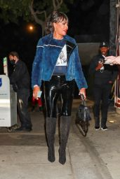 Vivica A. Fox Night Out Style - Craig